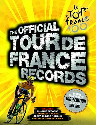 9781780972688: The Official Tour de France Records