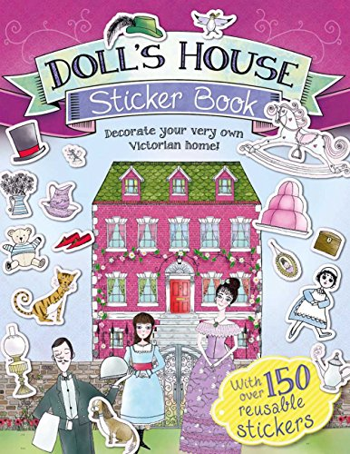 9781780972930: Doll's House Sticker Book: Decorate Your Very Own Victorian Home!