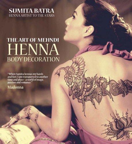 9781780973012: Art of Mehndi: Henna Body Decoration