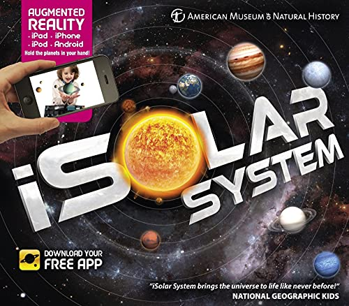 9781780973036: iSolar System: An Augmented Reality Book