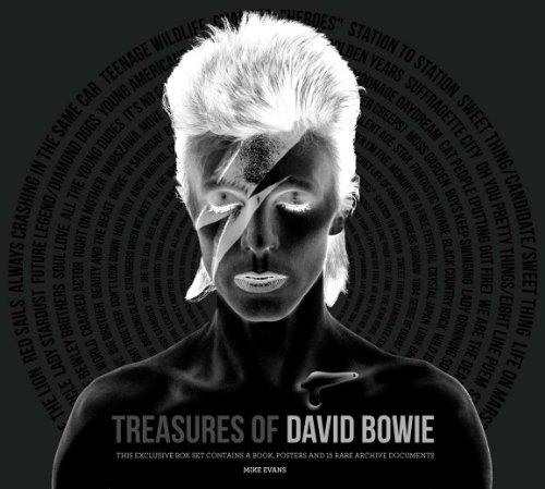 9781780973098: David Bowie Treasures