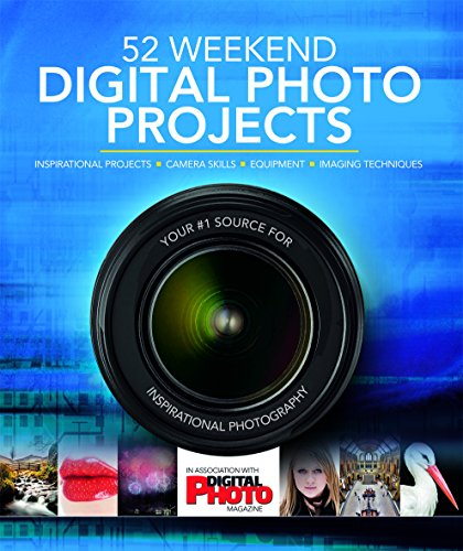 52 Weekend Digital Photo Projects: Inspirational Projects*Camera: Walker, Liz; magazine,