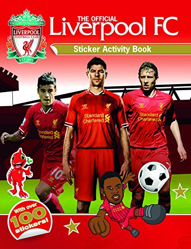 The Official Liverpool Fc Book: Stead, Emily