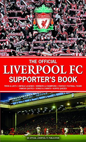 9781780973395: The Official Liverpool Fc Supporter's Book