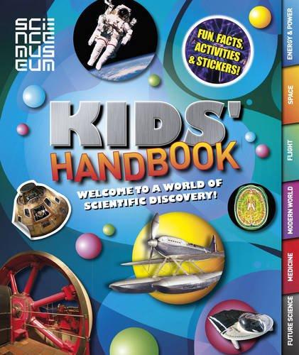 Science Museum Kids' Handbook: Carlton Books UK