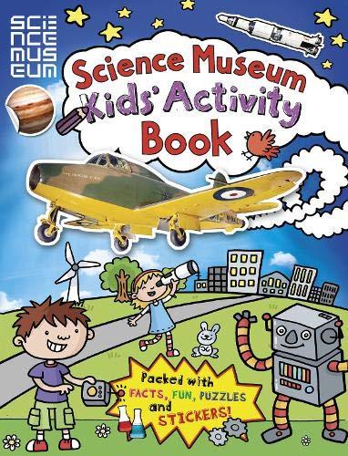 Science Museum Sticker Activity Book: Carlton Books UK