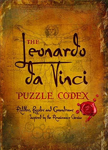 9781780974217: The Leonardo da Vinci Puzzle Codex: Riddles, Puzzles and Conundrums Inspired by the Renaissance Genius