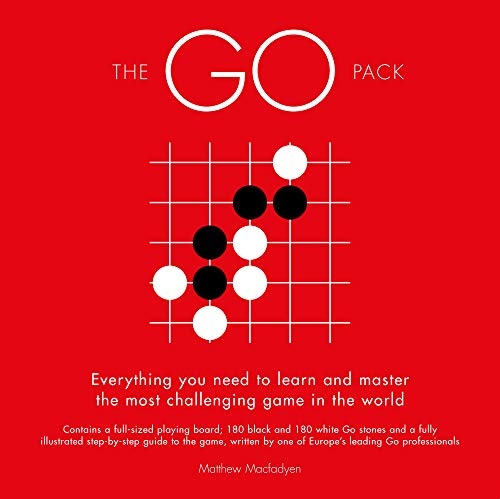 9781780974248: The Go Pack: Everything You Need to Learn and Master the Most Challenging Game in the World