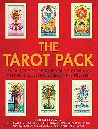 9781780974651: The Tarot Pack: Reveal the Secrets of Your Future