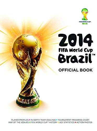 9781780974705: 2014 Fifa World Cup Brazil Official Book