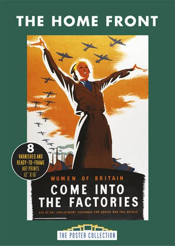 Home Front (Poster Collection): Carlton Books UK