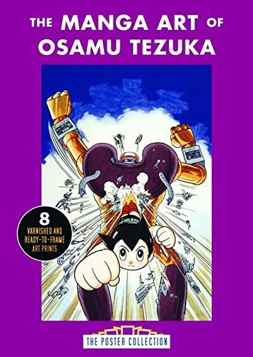 Poster Pack: Osamu Tezuka: Carlton Books
