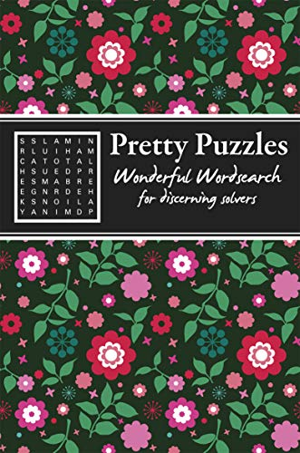 Wonderful Wordsearch: Wonderful Wordsearch for Discerning Solvers (Pretty Puzzles): Carlton Books