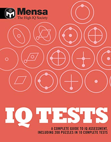 9781780975153: Mensa: IQ Tests: A Complete Guide to IQ Assessment