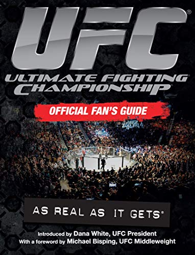 9781780975474: UFC Ultimate Fighting Championship: Official Fan's Guide