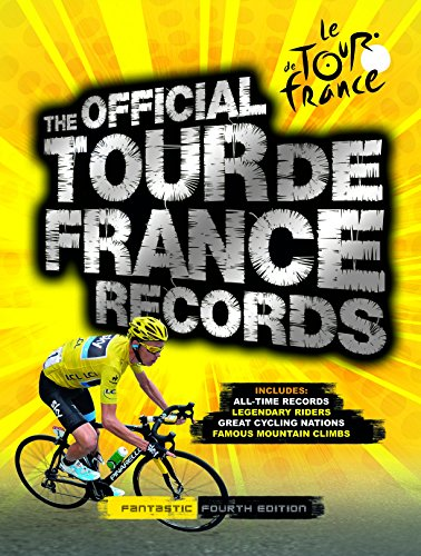 9781780975665: The Official Tour de France Records (World Records)