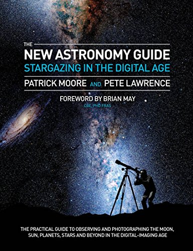 9781780976136: The New Astronomy Guide: Stargazing in the Digital Age