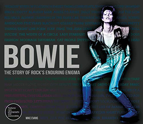 9781780976181: Bowie: The Story of Rock's Enduring Enigma