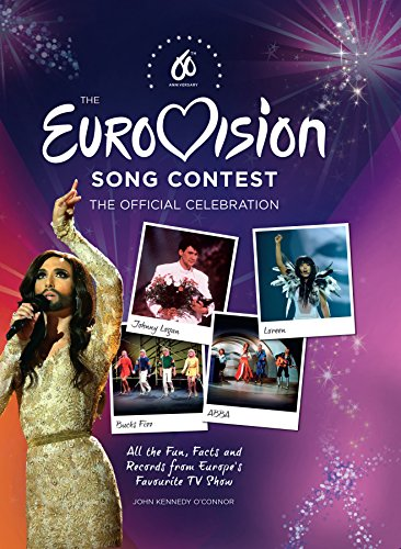 9781780976389: The Official Eurovision Song Contest Records