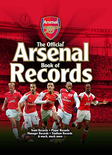 9781780976686: The Official Arsenal Book of Records