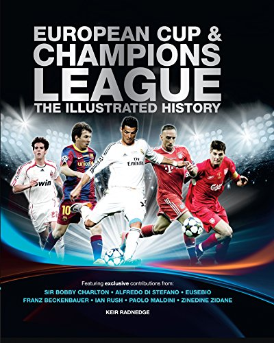 60 Years of The Champions League: Radnedge, Keir
