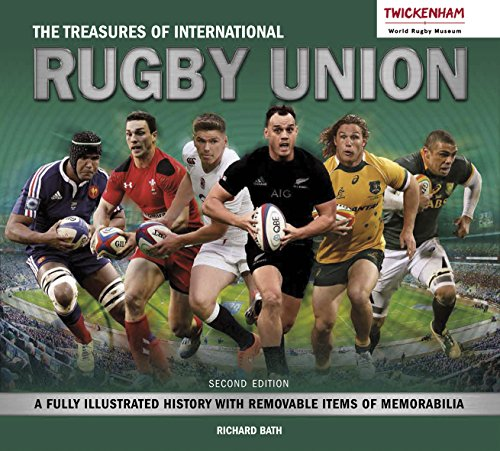 9781780976938: The Treasures of Rugby Union