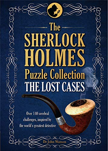 9781780977096: Sherlock Holmes Puzzles: The Lost Cases