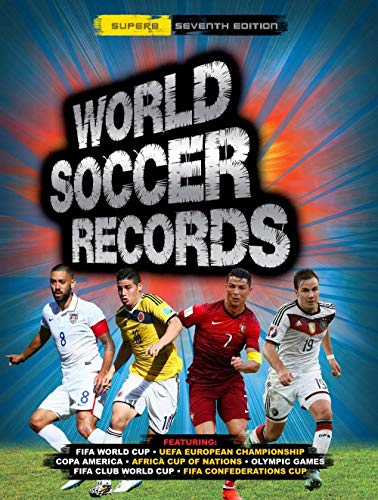 World Soccer Records: Keir Radnedge