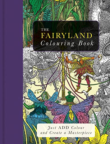 9781780977171: The Fairyland Colouring Book