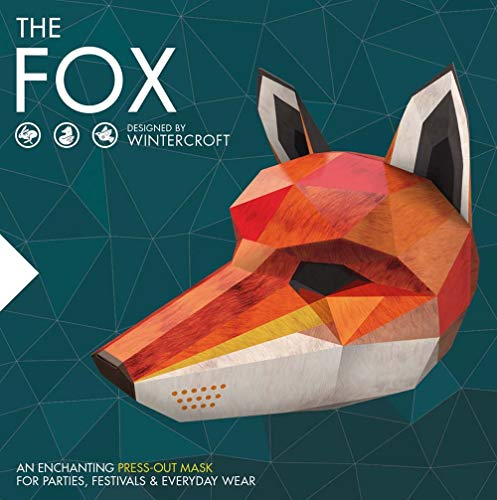 9781780977317: The Fox: An Enchanting Press-Out Mask for Parties, Festivals & Everyday Wear