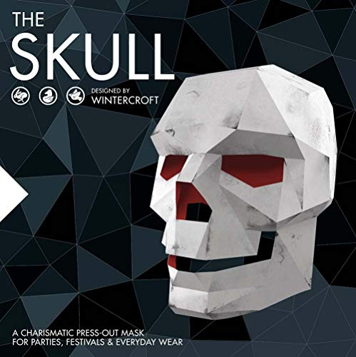 9781780977324: The Skull: A Charismatic Press-Out Mask for Parties, Festivals & Everyday Wear