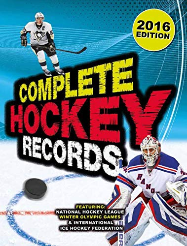 9781780977447: Complete Hockey Records: 2016 Edition