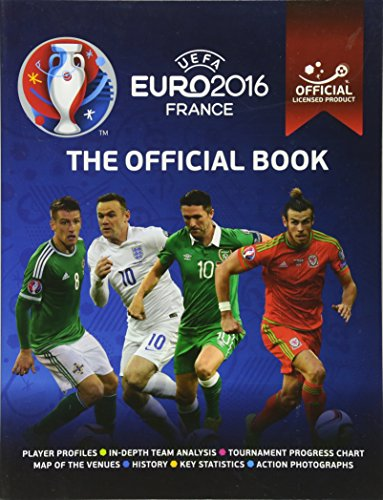 9781780977577: UEFA Euro 2016 France Official Book