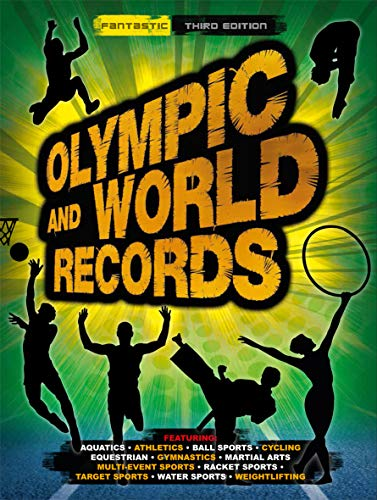 Olympic and World Records : Rio 2016: Keir Radnedge