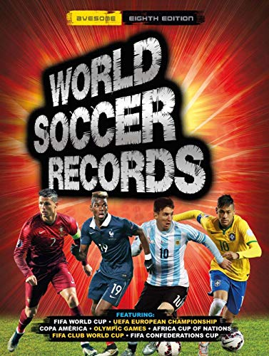 World Soccer Records 2017 Format: Hardcover