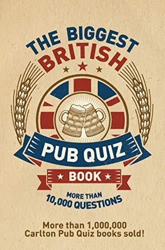 9781780978833: The Biggest British Pub Quiz Book