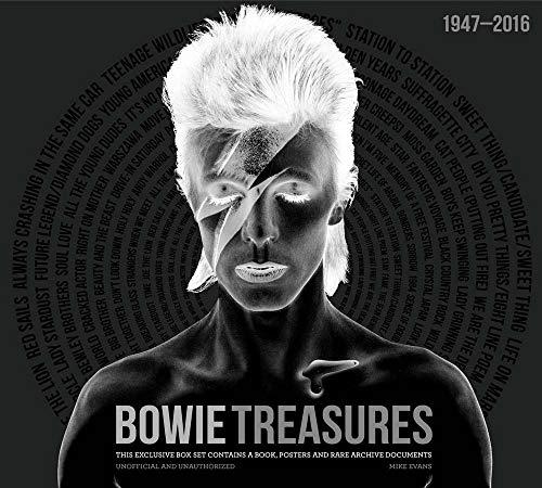 9781780978857: Bowie Treasures