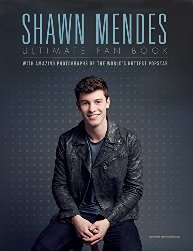 9781780979588: Shawn Mendes: The Ultimate Fan Book