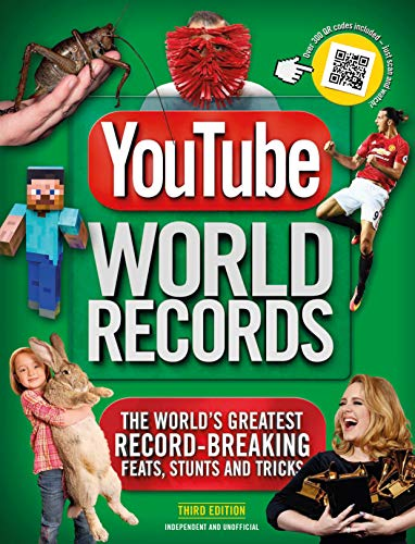 YouTube World Records: Adrian Besley