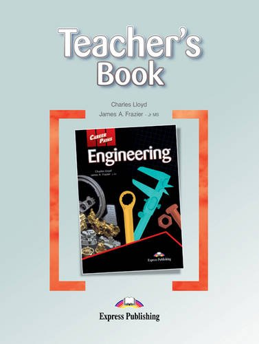 9781780980171: Career Paths - Engineering: Teacher's Book (International)