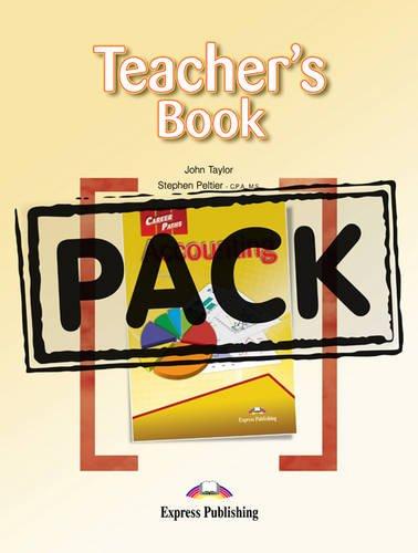 9781780980331: Career Paths - Accounting: Teacher's Pack 2 (International)