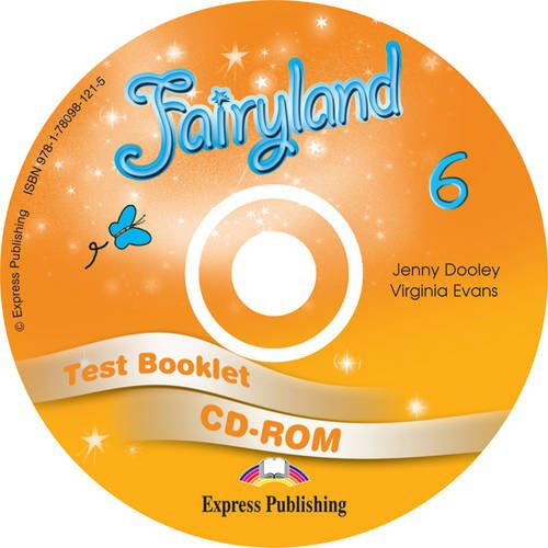 9781780981215: Fairyland: Test Booklet CD-ROM (International) Level 6