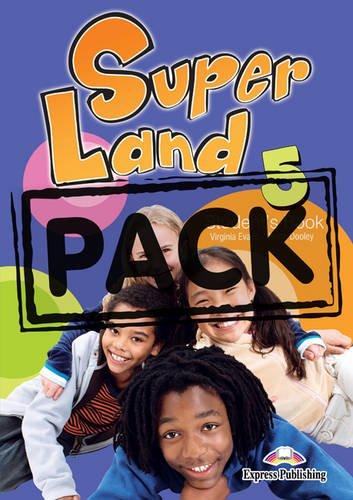 9781780981222: Superland: Student's Pack (Egypt) Level 5