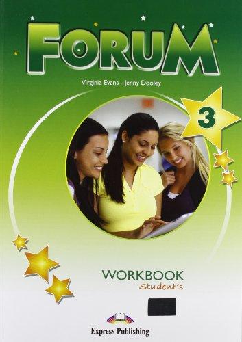 9781780982649: Forum: Workbook (INTERNATIONAL) Level 3