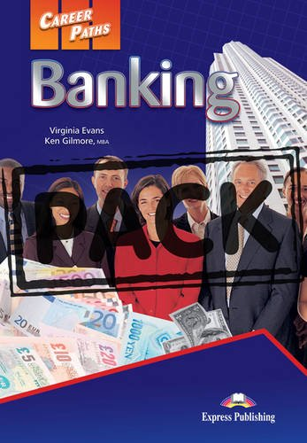 9781780983639: Career Paths Banking: Student's Pack 1 (International)