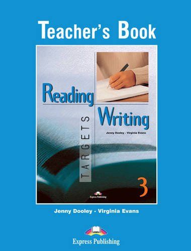 9781780983721: Reading & Writing Targets: Teacher's Book Revised (International) No. 3