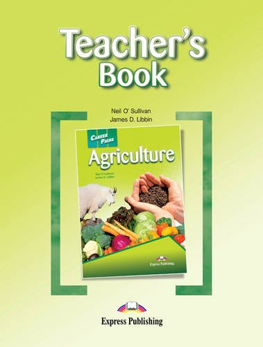 9781780983790: Career Paths - Agriculture: Teacher's Book (International)
