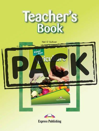 9781780983882: Career Paths - Agriculture: Teacher's Pack 1 (International)