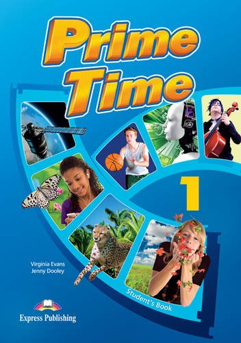 9781780984421: Prime Time: Student's Book (TURKEY) Level 1