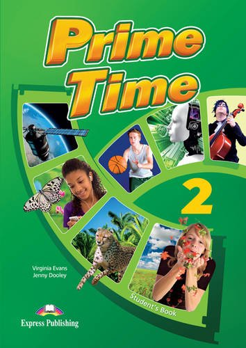 9781780984452: Prime Time: Student's Book (TURKEY) Level 2
